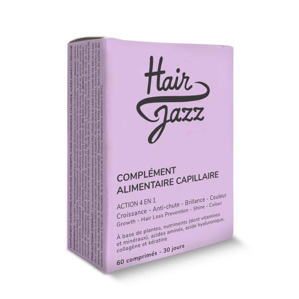 HAIR JAZZ Vitamins- tasapainoista ravintoa hiuksillesi!