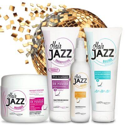 Uuden vuoden myynti! HAIR JAZZ  shampoo ja lotion, hoitoaine, mask!