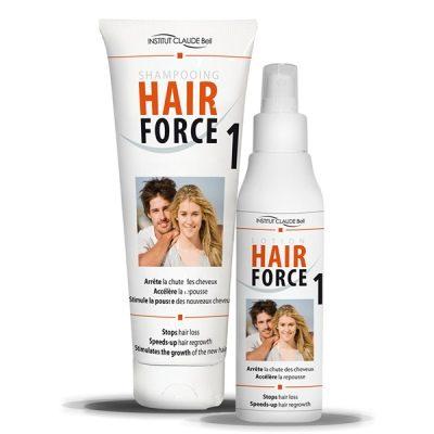 HAIR FORCE 1 ehkäisee hiustenlähtöä!