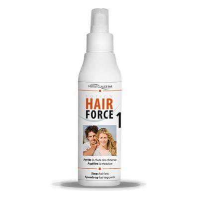 HAIR FORCE 1 Lotion ehkäisee hiustenlähtöä!