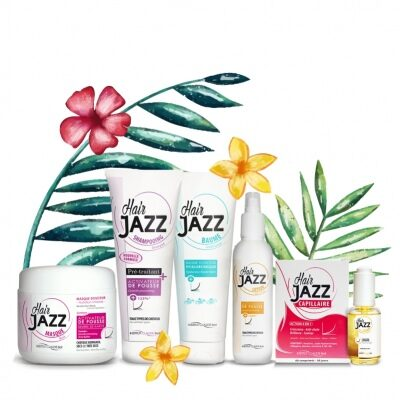 KESÄALE! HAIR JAZZ  shampoo ja lotion, mask, hoitoaine, serum, vitamiinivalmiste!