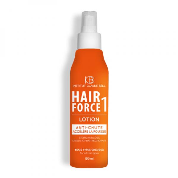 HAIR FORCE 1 Kosteusemulsio ehkäisee hiustenlähtöä!