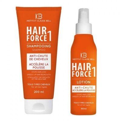 HAIR FORCE ehkäisee hiustenlähtöä!