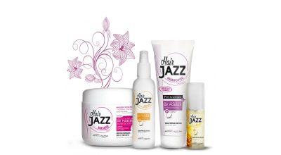 ERIKOISTARJOUS! HAIR JAZZ shampoo ja lotion + mask + serum!